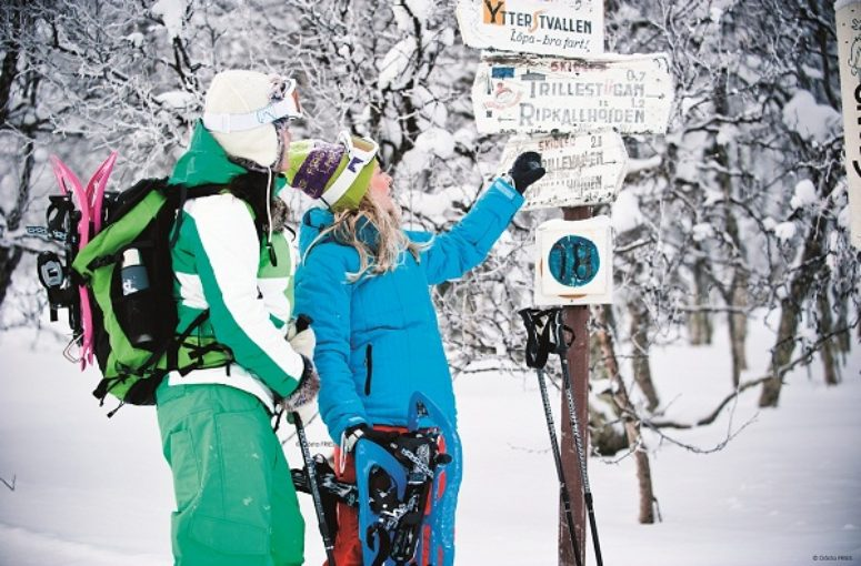 La journée nationale de la Raquette rejoint la Fête du ski et de la neige