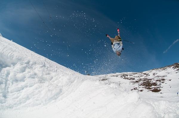 saut ski