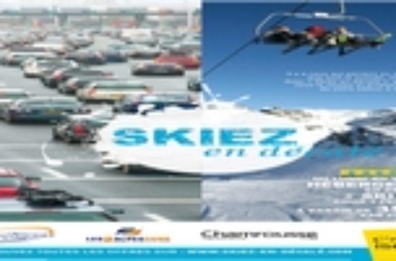 Skiez en décalé