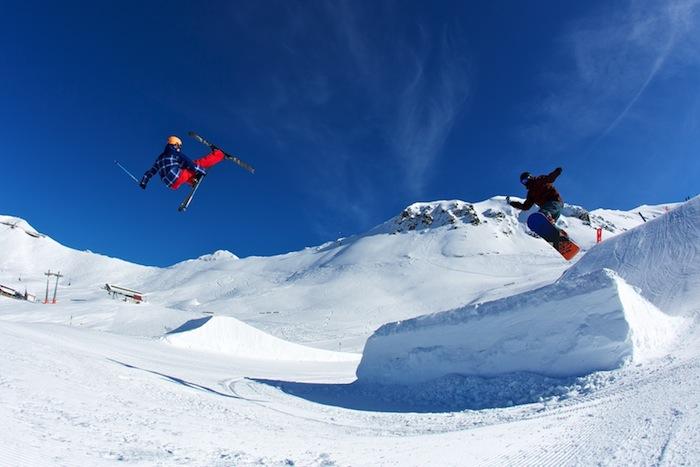 Petit lexique des termes techniques en ski