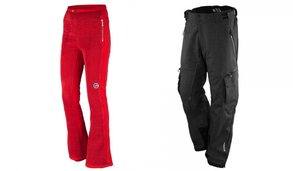 Fuseau ou pantalon baggy   - We Love Ski b101efa3f15