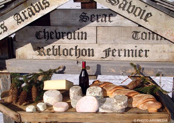 Produits locaux Savoie