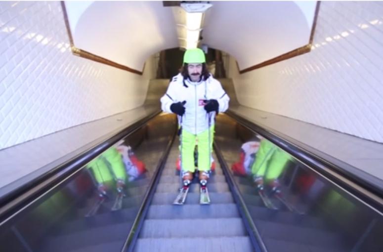 Ski à Paris : Ils reviennent !