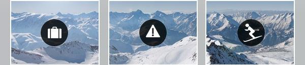 check list vacances ski