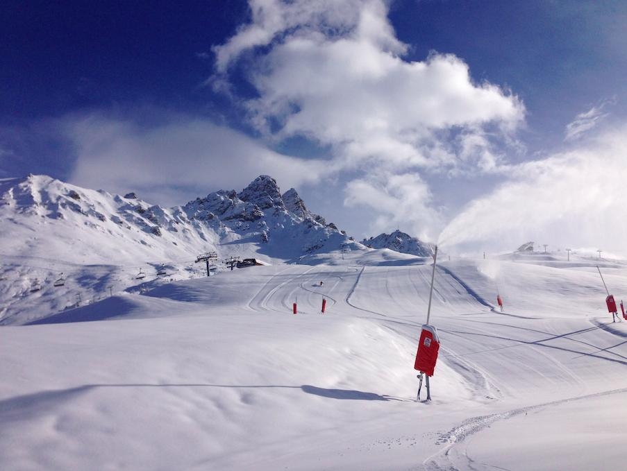Station de ski, Méribel