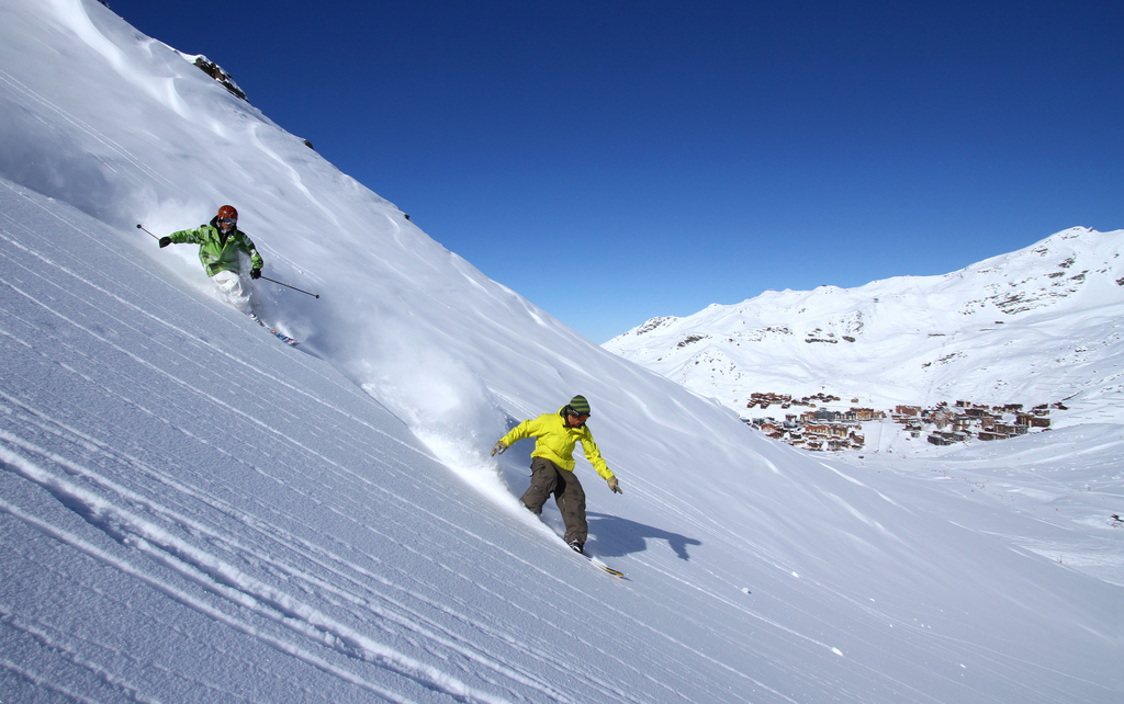 Val Thorens, station de ski