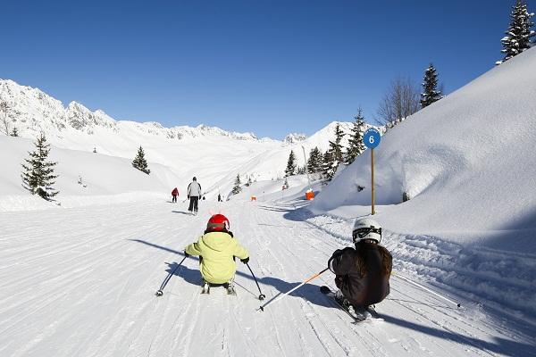 débutants ski vaujany