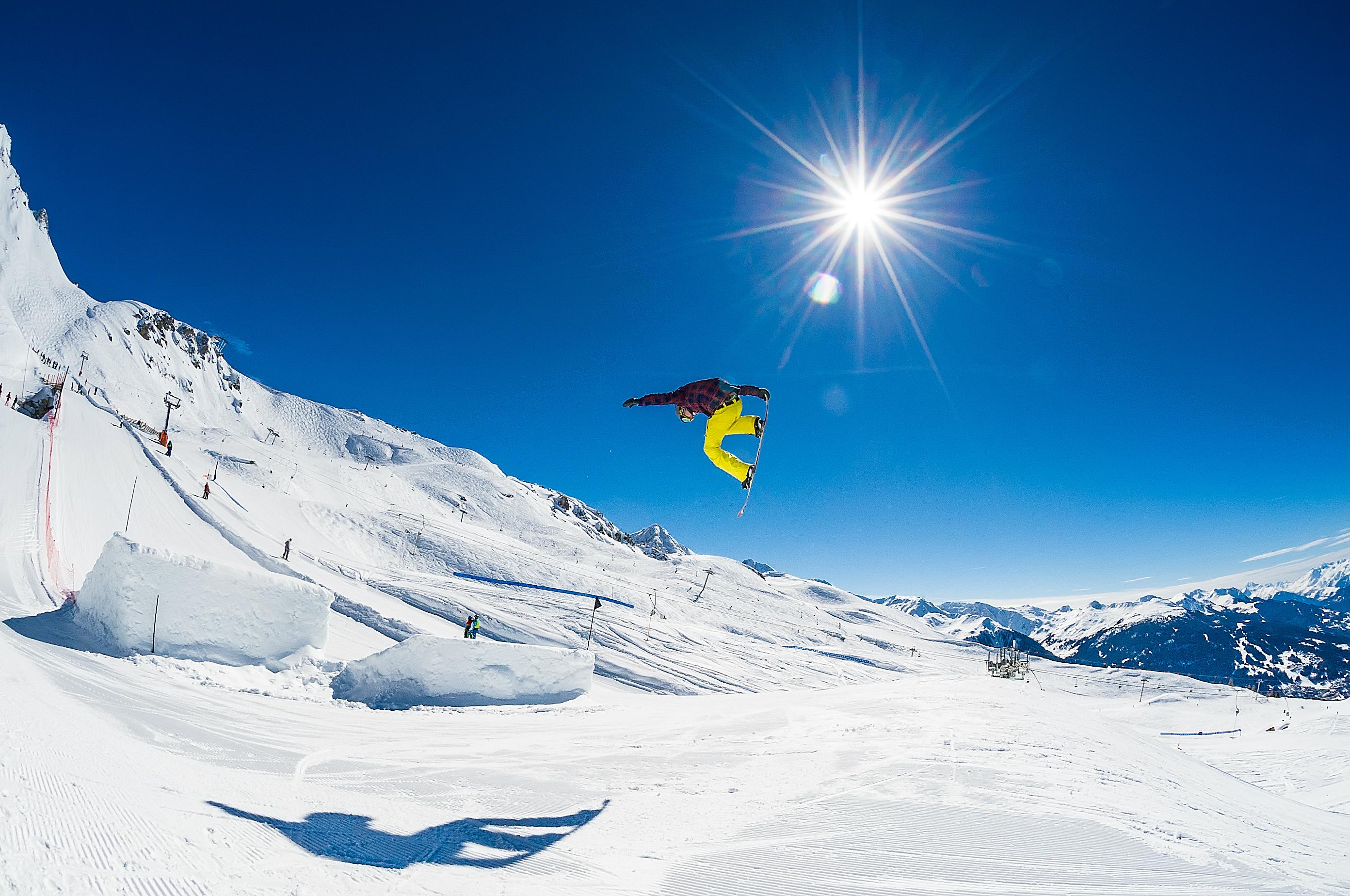Station de ski, Les Arcs