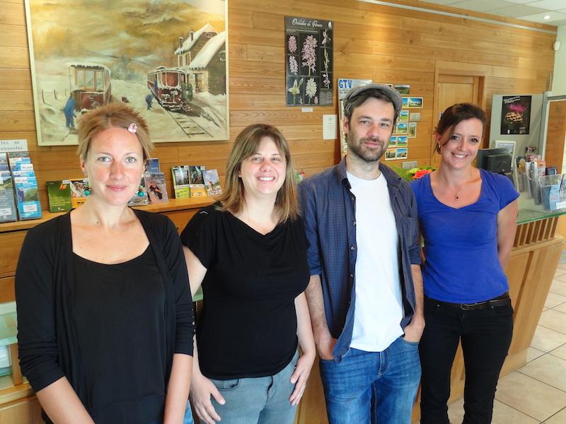 Interview laurie directrice d office de tourisme - Office du tourisme lans en vercors ...