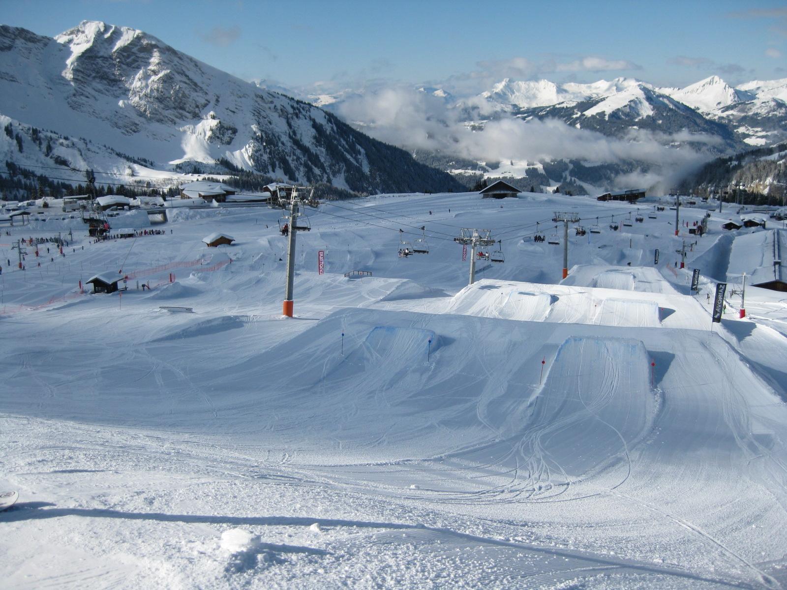 Station de ski, Avoriaz
