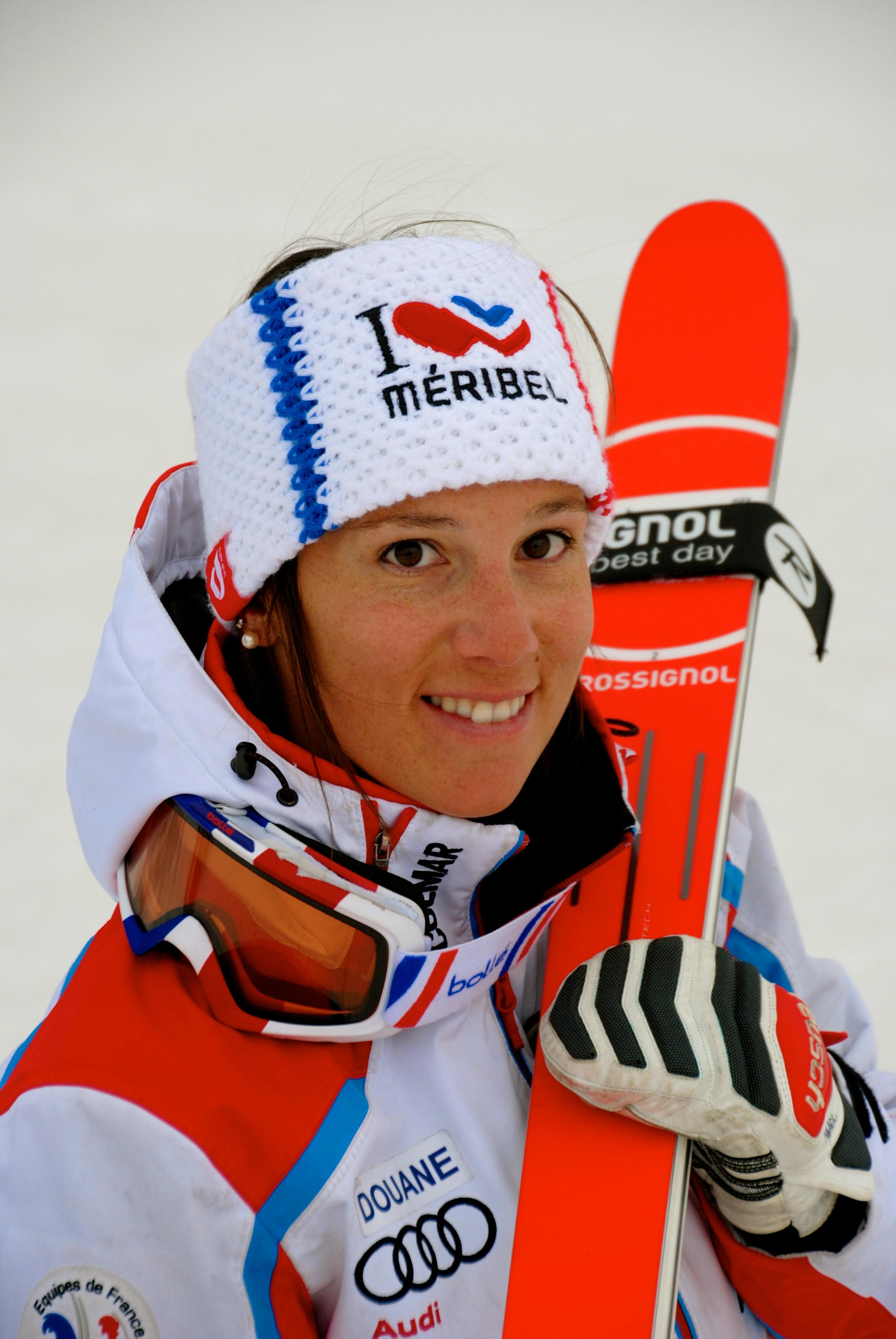 Marie Marchand-Arvier, Interview, Ski alpin