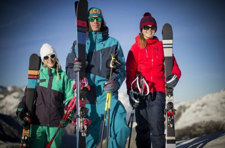 Les différents types de ski