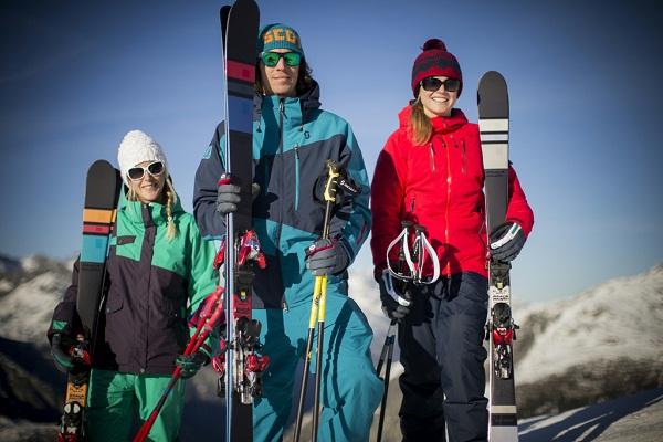 les diff rents types de ski we love ski. Black Bedroom Furniture Sets. Home Design Ideas