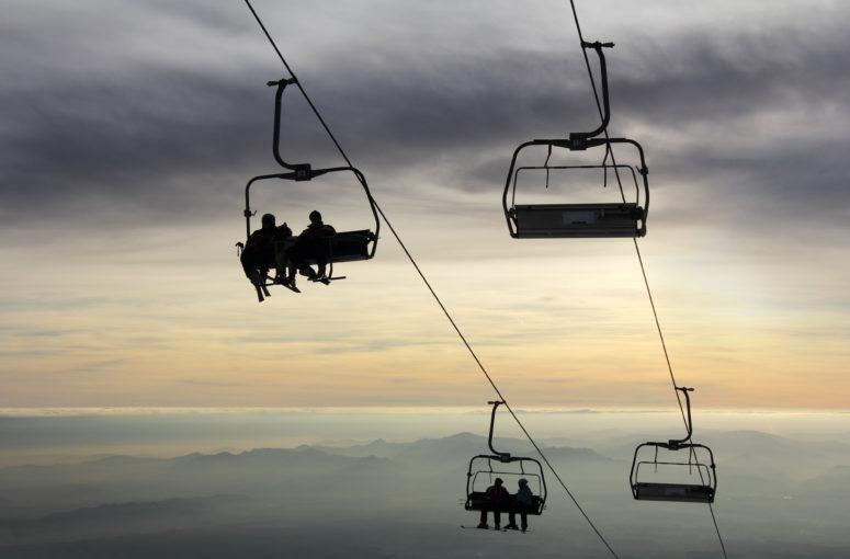 Comment se réchauffer sur les pistes de ski?
