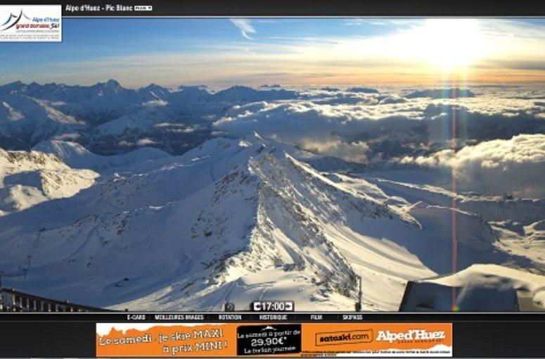 Les stations de ski de plus en plus connectées