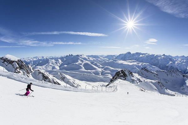 Crédit photo : Laurent SALINO Alpe d'Huez Tourisme