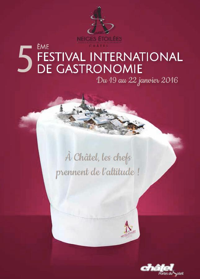 Chatel Tourisme - Festival international de Gastronomie