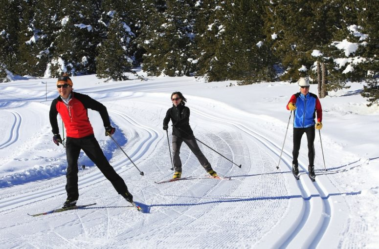 Et si on faisait du ski de fond cette année ?