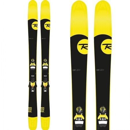 Ski Hors-piste (Crédits : INTERSPORT Val d'Isère, by Pitte rossignol-soul-7)
