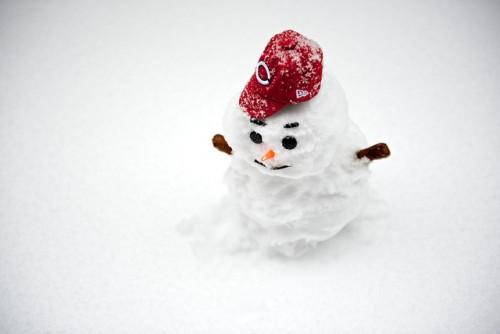 Snowman par Ryosuke Yagi