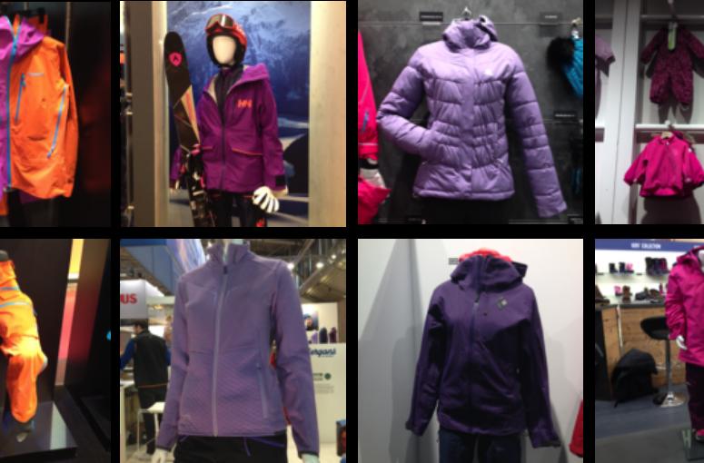 [La mode des montagnes]  Tendances vêtements pour l'hiver 2016/2017