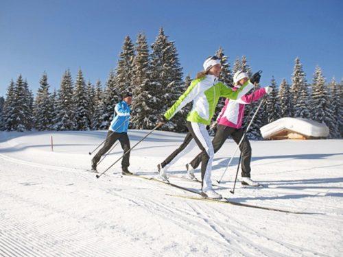 Ski de Fond (© Fischer Sports GmbH Gema)