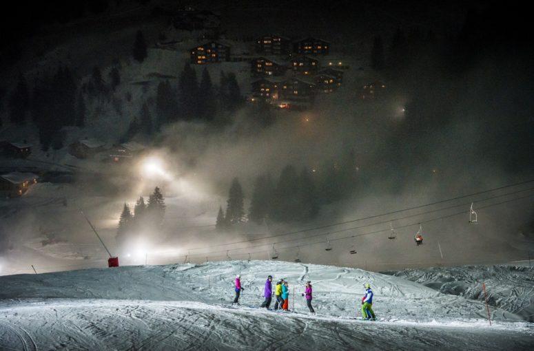 Ski'se passe la nuit : du ski mais pas que !