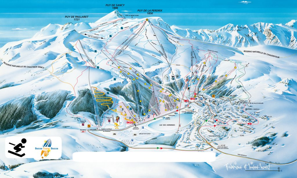 Station de ski de Super-Besse