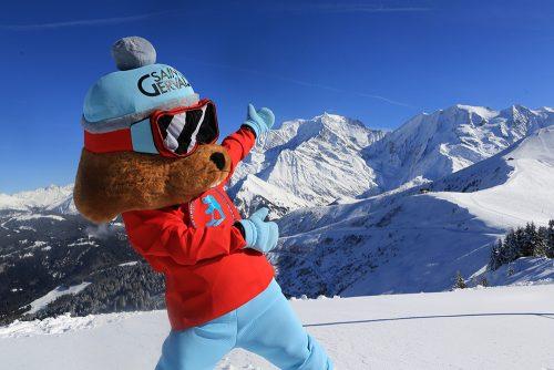 Charlotte, la marmotte qui fait du ski. Mont-Joux (@Ski-digital_Credit-STBMA-1)