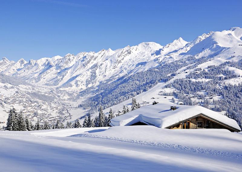 Chalet sous la neige (Pascal-Lebeau-2012-paysage)