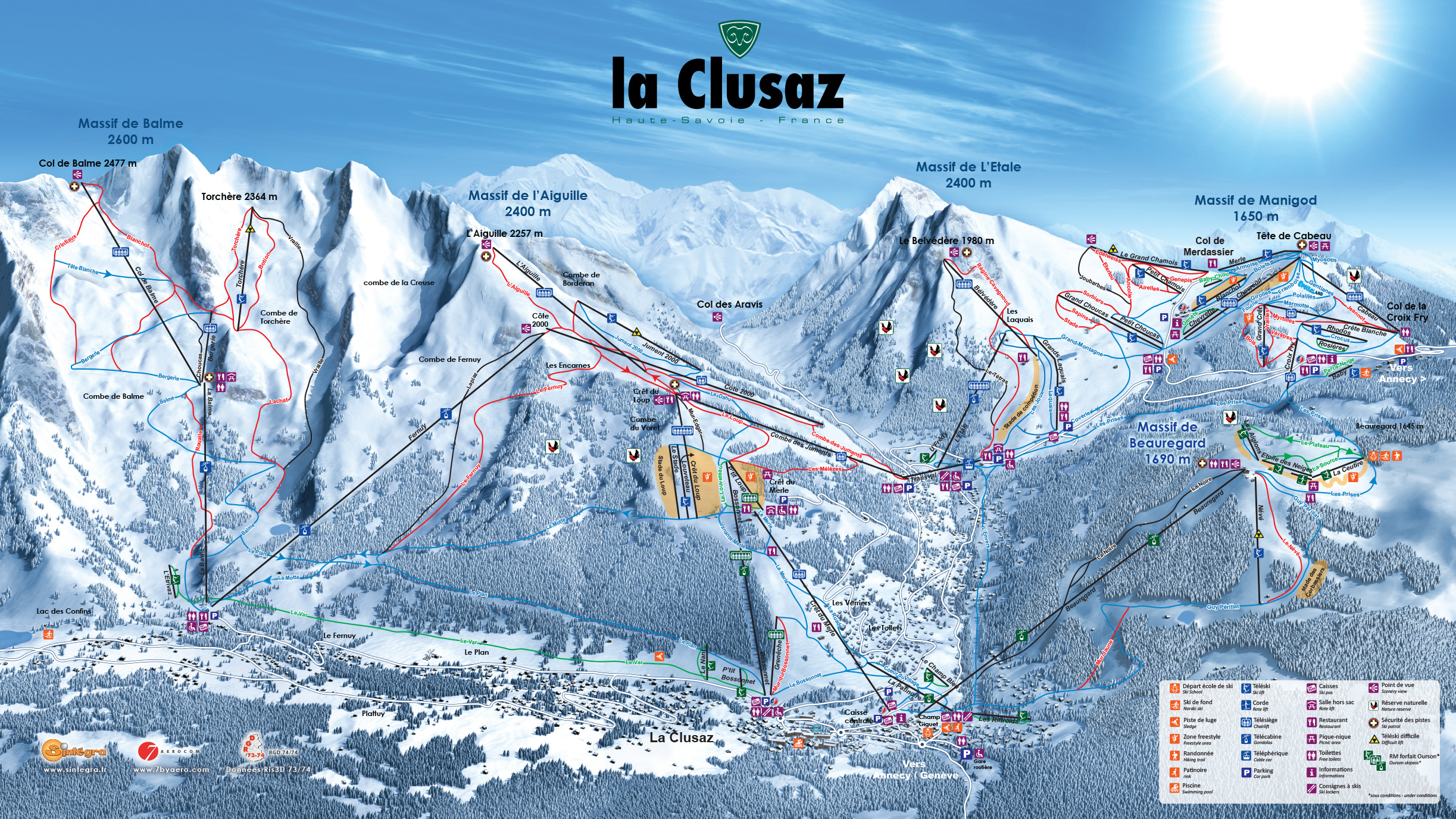 clusaz guide de station