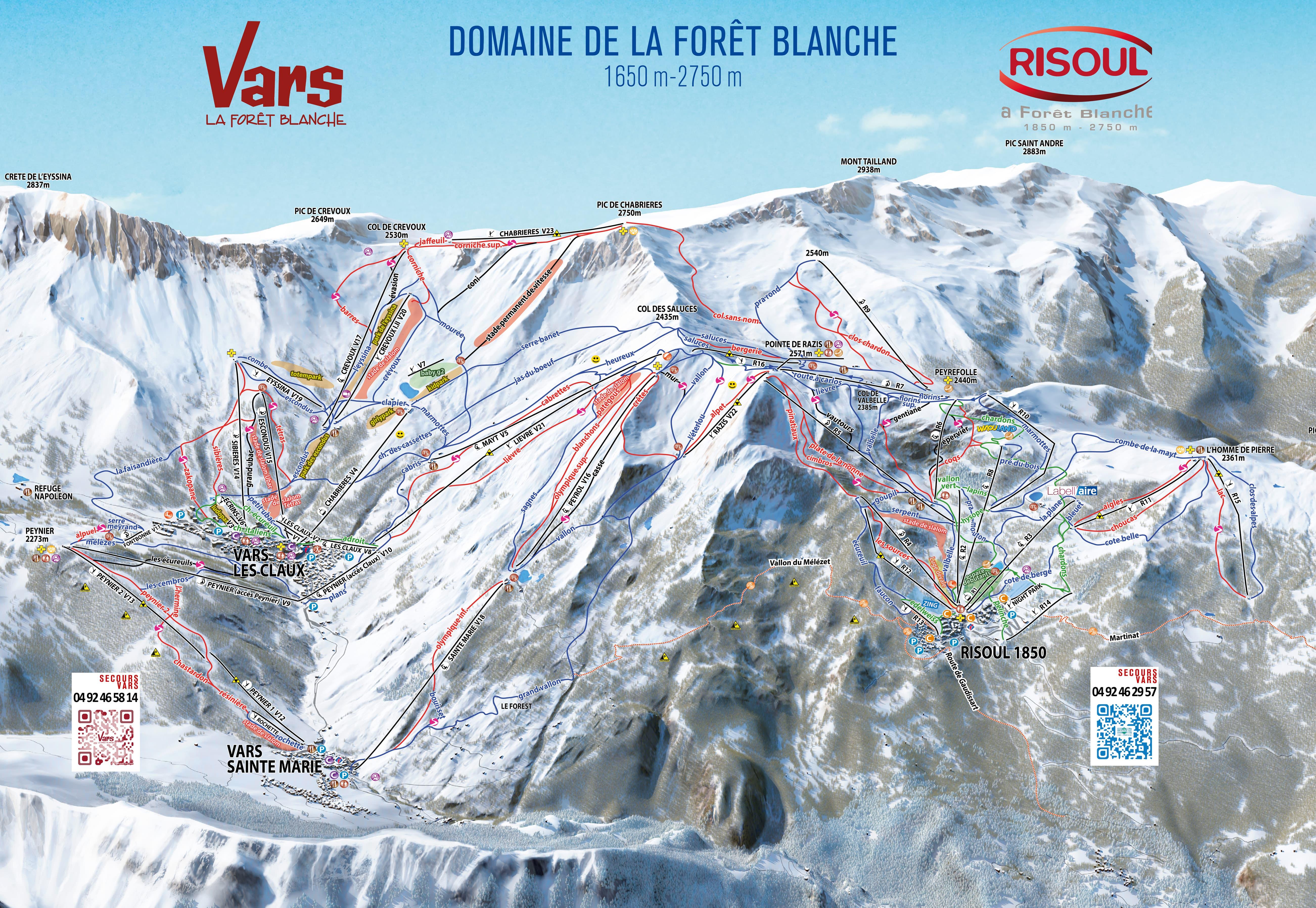 Domaine skiable de la Forêt Blanche
