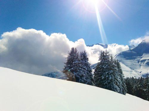 Ski de printemps (cédit-DR)