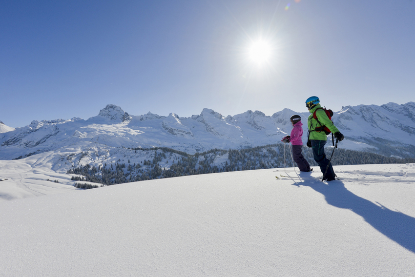 Foyer Nordique Grand Bornand : Le grand bornand guide de la station we love ski
