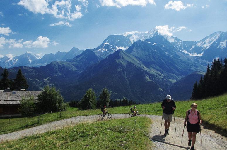 Une montagne de bienfaits à Saint-Gervais Mont-Blanc