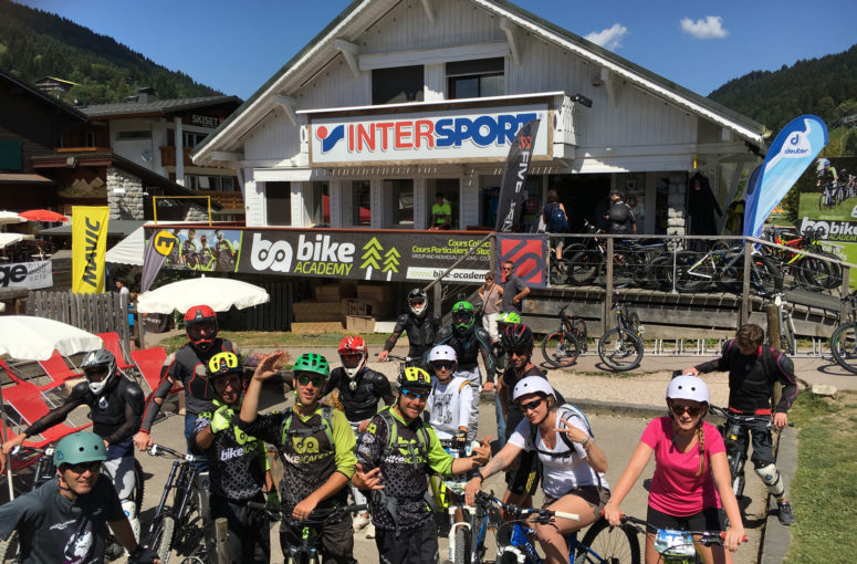 Les Gets, bastion du VTT (Nicolas Anthonioz – Intersport)
