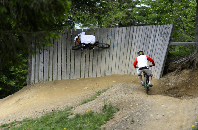 The top 10 bike parks in France