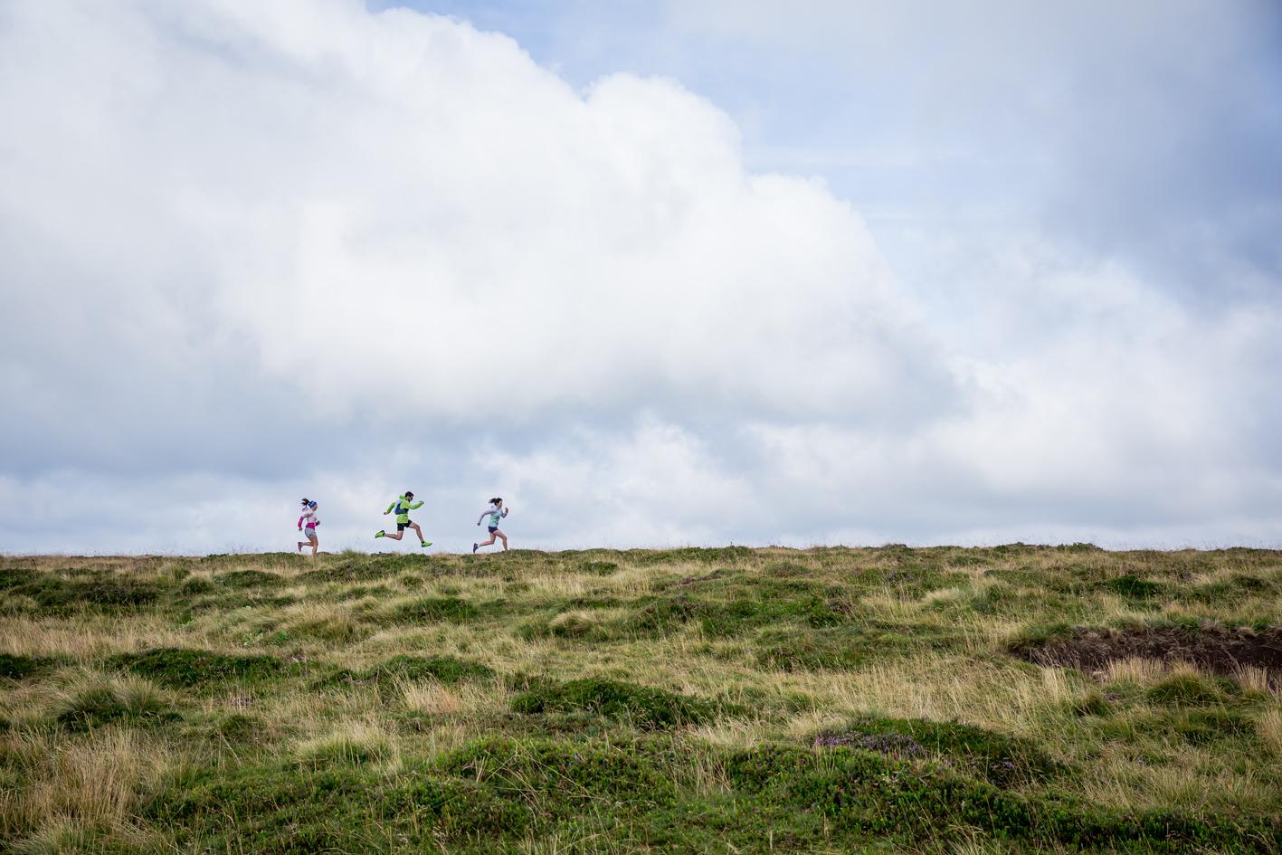 Trail running avec Salomon en Auvergne (©Vanessa Andrieux)