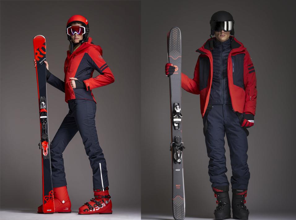 Ski de rando avec le modèle SEEK 7 de Rossignol