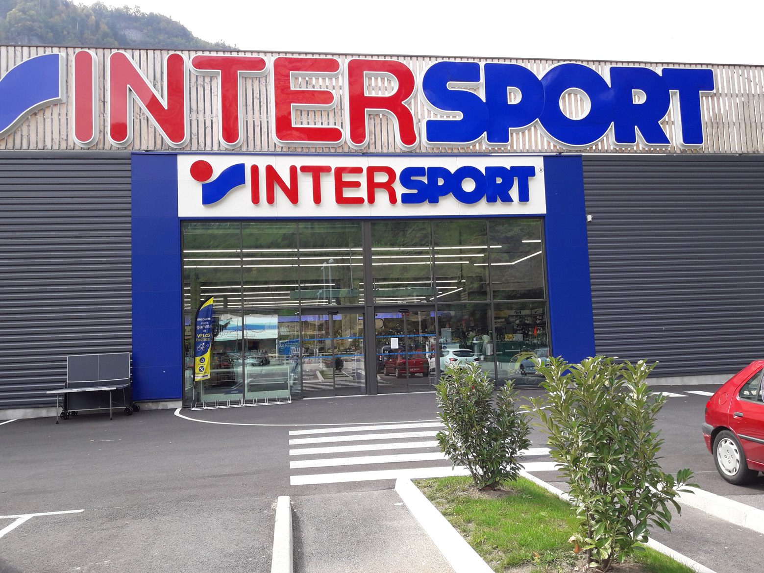 Magasin Intersport Cluses