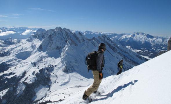 3 questions à Pierre Tardivel, skieur puis snowboardeur de l'extrême !