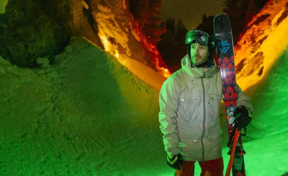 Julien Regnier : le ski backcountry lui doit beaucoup !