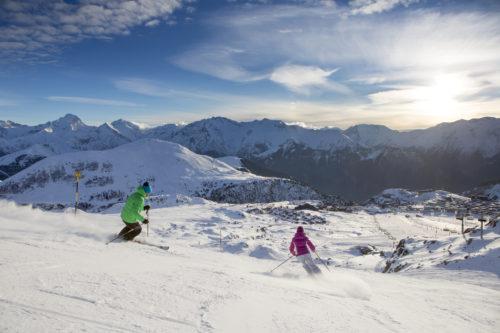Top 10 des plus beaux domaines skiables de France - Domaine skiable de l'Alpe d'Huez