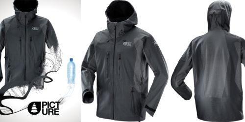 Comment s'habiller pour skier avec la veste Picture organic clothing