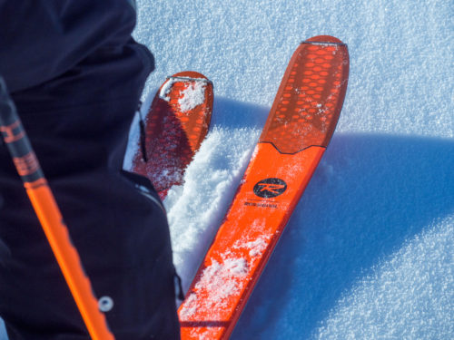 ski de freetouring
