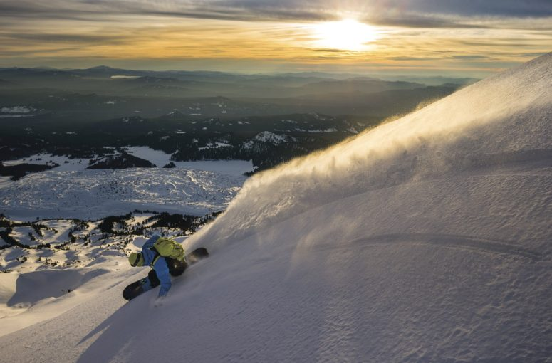 David Adamczewski concepteur de snowboard