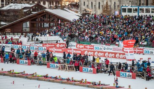 Coupe du monde Biathlon - Le Grand Bornand