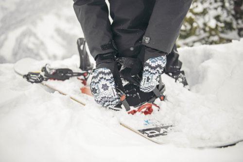Dakine Electra Mitt Ski- / Snowboard Gants Crochet