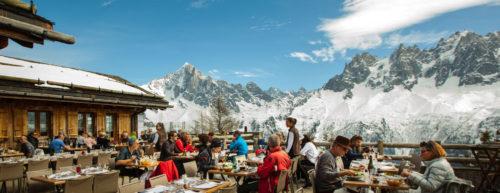 La Bergerie de Planpraz - top 10 des plus belles terrasses d'altitude