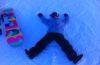 Initiation snowboard : les petits aussi !